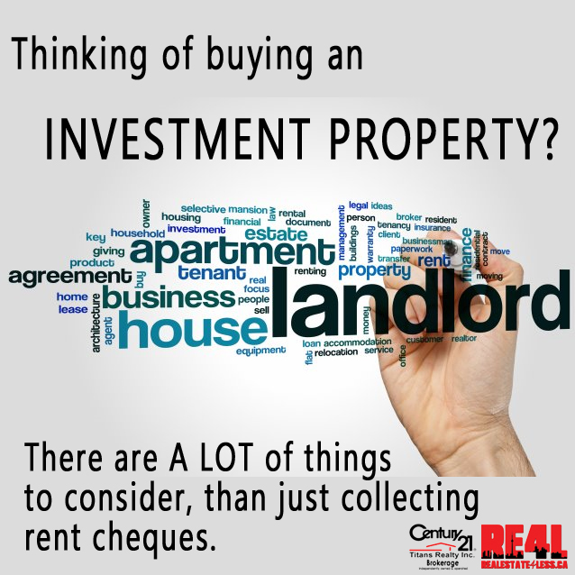 Thinking about buying a rental property and becoming a landlord? Read this now! (Part 1)