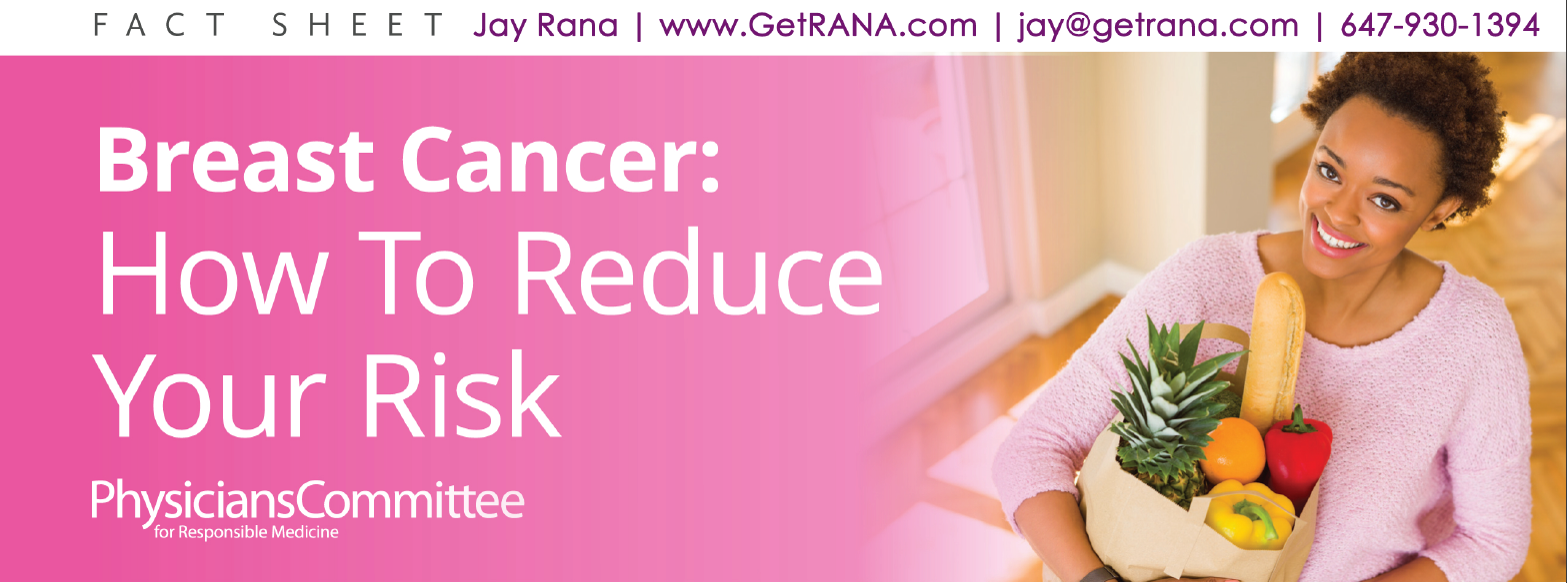 October Is Breast Cancer Awareness Month - Proven Tips To Reduce Your Risk!