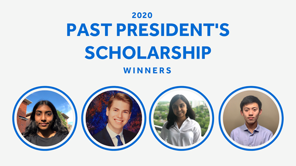 2021 PAST PRESIDENT'S SCHOLARSHIP INFORMATION | Jay Rana Your Home Sold Guaranteed, Or I'll Buy It!*